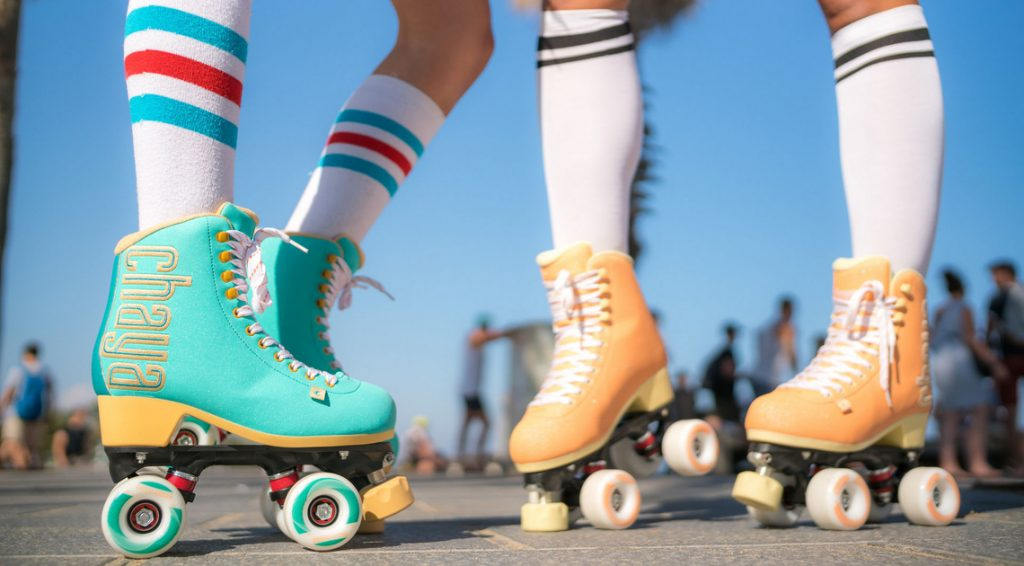 rollerblading exercise