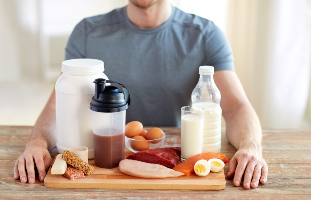 how to get 150 grams of protein a day