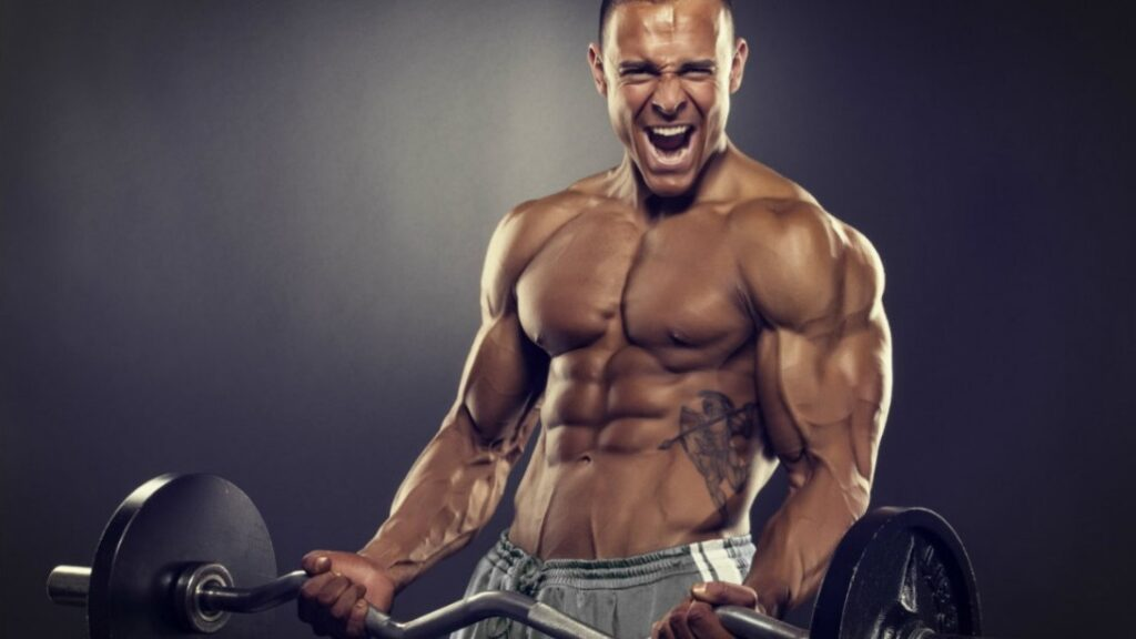 pumping chest workout