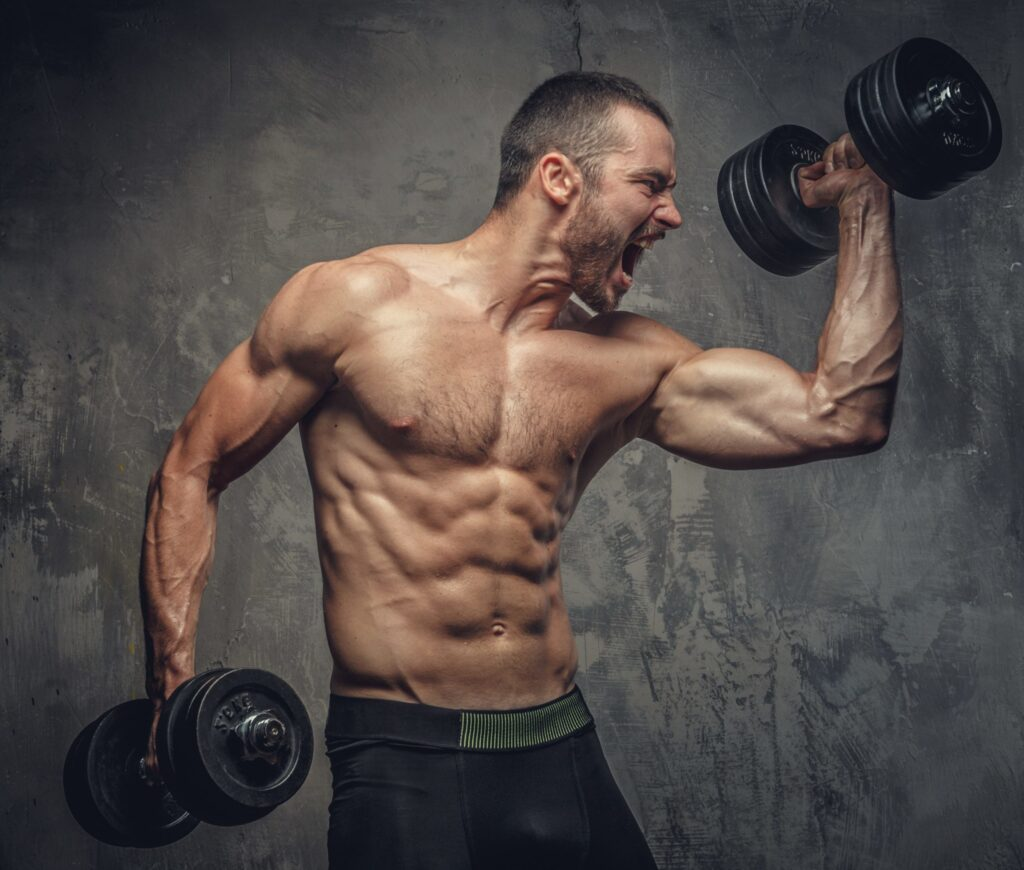 pumping muscle