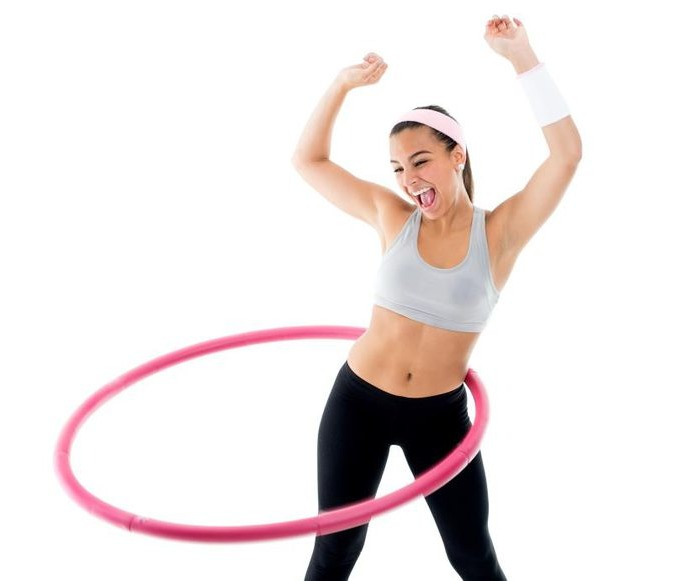 weight loss hula hoops